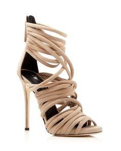 Giuseppe Zanotti Aline Strappy High Heel Sandals | Bloomingdale's