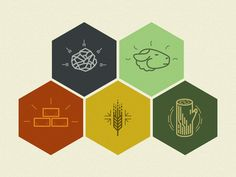 Settlers of Catan icons