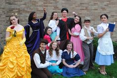 0defe37cc3 Mother McAuley to Perform  Beauty and the Beast