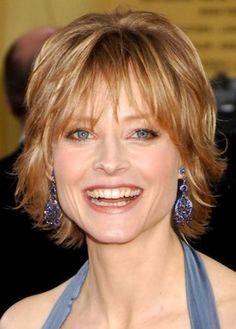 Shaggy Layered Hairstyles Pictures - Medium Shag Layered ...