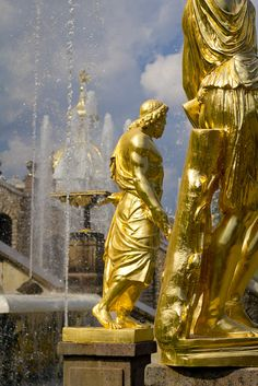 Saint Petersburg, Peterhof Castle, Russia