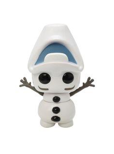 Funko Disney Pop! Frozen Upside Down Olaf Vinyl Figure Hot Topic Exclusive