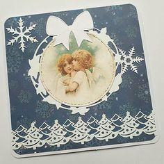 KvetaP / Vianočná pohľadnica Scrapbooks, Christmas Cards, Vintage, Weird Things, Christmas E Cards, Xmas Cards, Scrapbooking, Christmas Letters, Vintage Comics