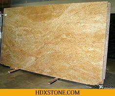 Kashmir Gold Granite from India Interior Design Kitchen, Kitchen Designs, Granite Tops, Work Surface, Master Bathroom, Countertops, Entryway Tables, Kitchen Ideas, Kitchens