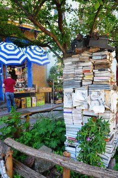 Berlin Kreuzberg art books