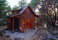 small log cabins | small cabins