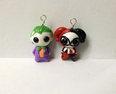 Joker and Harley Quinn by whitemilkcarton.deviantart.com