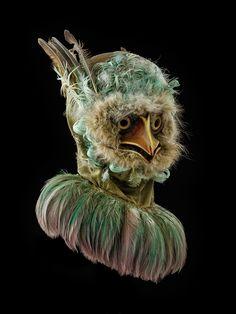 Werner Strub » Masks