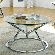 Furniture Of America Sterope Coffee Table CM4248C