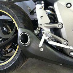 Ponteira Firetong Willy Made Honda CB 1000 - MotoMobile