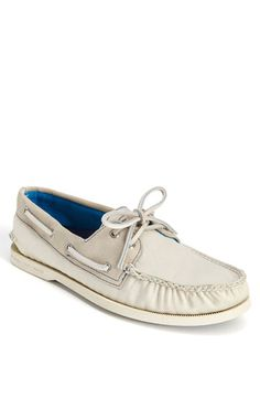 Sperry Top-Sider® 'Authentic Original 2-Eye' Boat Shoe available at Nordstrom for steve for christmas