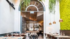 en nu is er een heus restaurant van Spingaren, Proeflokaal Spingaren Amsterdam! En man, dat zíet me er toch te gek uit. Herstel: dat ís te gek. En lekker.