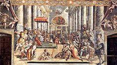 The Donation of Constantine - Raphael