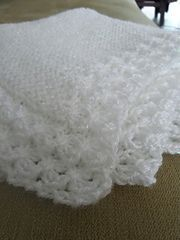 This is a wee blanket, which the hospital has requested we knit as matching pairs. They are used for wrapping tiny stillborn babies. Crochet Baby Blanket Free Pattern, Baby Knitting Patterns, Baby Patterns, Blanket Patterns, Crochet Patterns, Sweater Patterns, Knitting Ideas, Crochet Stitches, Free Crochet