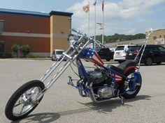 1978 Honda CB750 Chopper for sale via Rocker.co