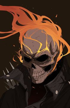 Ghost rider tribute poster, one of my favorite Marvel heroes. Ghost Rider Bike, Ghost Rider Costume, Ghost Rider Movie, Ghost Rider 2099, Ghost Rider Johnny Blaze, New Ghost Rider, Ghost Rider Marvel, Ghost Rider Drawing, Ghost Rider Tattoo