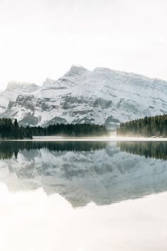 chrisamat:  Two Jack Banff National Park AB -...