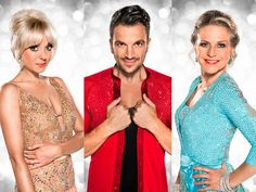 Strictly Come Dancing contestants 2015: Meet the stars