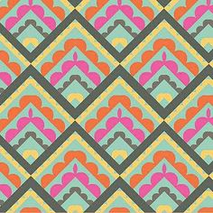 Iza Pearl Design's Cabana Blooms (design studio of melissa ybarra). manufacturer - windham fabrics.