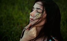 an empath closes her eyes Flirting Quotes, Funny Quotes, Fashion Design Jobs, Witch Pictures, Ideal Image, The Ugly Truth, Highly Sensitive, Sensitive People, Thought Catalog