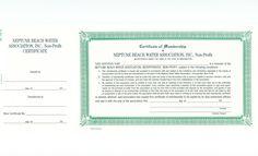 Corporate Publishing Custom Membership Certificate - Goes #4414 https://www.corporatepublishingcompany.com/product/goes-4414-certificates
