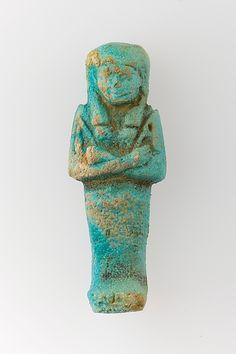 Worker Shabti of Henettawy (C), Daughter of Isetemkheb