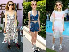 The Most Crazy-Expensive Outfits at Coachella: A $3,350 Dress as a Shirt! A $3,980 Denim Shorts Outfit! http://stylenews.peoplestylewatch.com/2016/04/18/coachella-2016-most-expensive-celebrity-outfits-kiernan-shipka-alessandra-ambrosio/