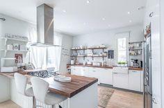 Maalaisromanttinen keittiö, Etuovi.com Asunnot, 56c0e048e4b09002ed151560 - Etuovi.com Sisustus