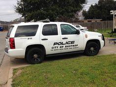 Bastrop Police Chevy Tahoe (Texas)
