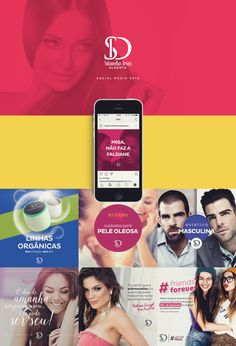 Social Media Sobrancelhas Design Aldeota on Behance - ESTÉTICA