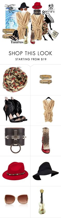 """Happy Birthday May Polyvorians!"" by aclaire ❤ liked on Polyvore featuring Miss Sixty, Givenchy, Hollywood Trading Company, Retrosun, Mother of Pearl, shopcurious.com, may birthdays and gucci"