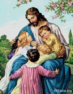 Google Image Result for https://lh6.googleusercontent.com/-TWY8X5qrELY/TXy37kZvyWI/AAAAAAAAAO4/pfP9rBe86Fg/s1600/www-St-Takla-org--Jesus-with-Children-20.jpg