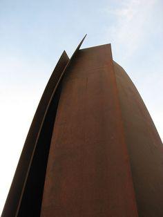 Richard Serra - Vortex