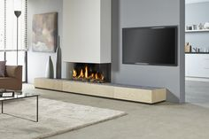 Gas fireplace / contemporary / closed hearth / 3-sided DRU METRO 100XT/3  DRU Contemporary Gas Fires, Contemporary Fireplace Designs, Contemporary Bedroom, Contemporary Style, Contemporary Garden, Contemporary Apartment, Contemporary Wallpaper, Contemporary Office, Contemporary Chandelier