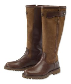 Just found this Mens Leather Jameson Boots - Le Chameau Jameson Waterproof Leather Boot -- Orvis on Orvis.com!