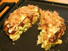 Japanese Pancake - Okonomiaki