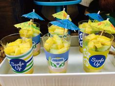 Surf/Beach Summer Party Ideas | Photo 23 of 23 | Catch My Party