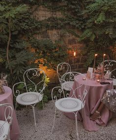 cafe restaurant Pretty Things uploaded by _ORCHARD on We Heart It Pretty Things, Outdoor Furniture Sets, Outdoor Decor, Am Meer, Up Girl, Pink Girl, Pink Purple, Aesthetic Pictures, Pretty Pictures