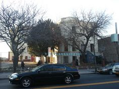 Hospital, Corner Sterling Place and Utica Avenue, Crown Heights, Brooklyn NYC