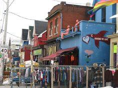 Kensington Market, Toronto