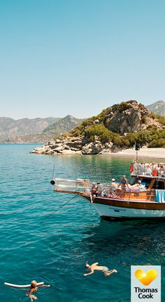 Let us inspire you. Whether you're looking for a modern beach resort brimming with nightlife and entertainment, or perhaps a tranquil bay; Turkey has something for you.