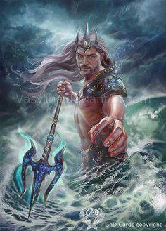 Poseidon öfkelenip fırtınalar kopardığında benim beynim huzuru buluyordu...