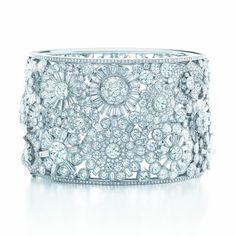 5bcf2b330cb  Tiffany  amp  Co. Blue Book Collection 2013 Diamond Bracelets