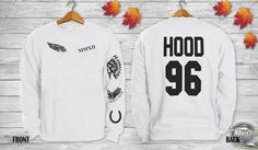 Hey, I found this really awesome Etsy listing at https://www.etsy.com/listing/212728177/calum-hood-tattoos-5sos-add-hood-96
