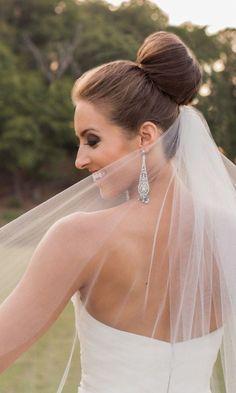 Beautiful bridal knot