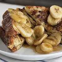 Paula Deans Bananas Foster French Toast...Can't wait to make this for Easter breakfast at Mom's!