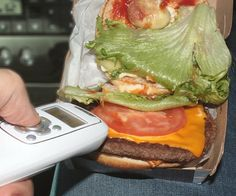 Food Spit Scanner Device: Because Someone Might've Spit In Your Food