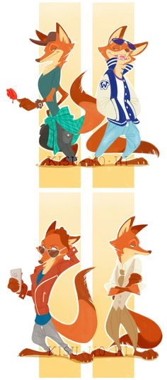 """i asked my brother """"what animal do you think you would be in zootopia"""" and he was like """"a fox because they look good in sunglasses"""" LOL"""