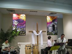 Easter Banners for Church - Bing Images