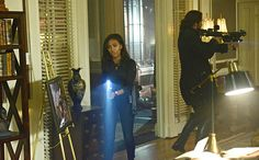 'Sleepy Hollow' first look: Jenny's alive, Ichabod and Abbie reunite